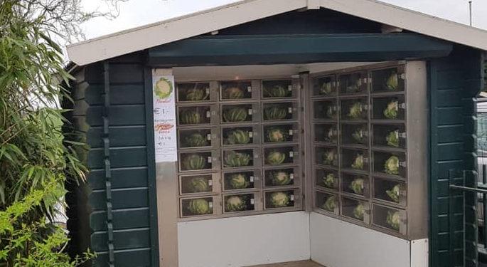 Geen bloemkool meer uit de automaat in Hoogkarspel