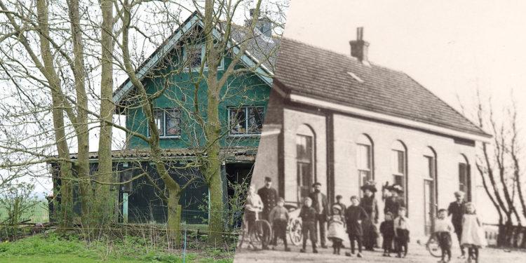 Stationsgebouw Abbekerk-Lambertschaag kans voor museumspoorlijn