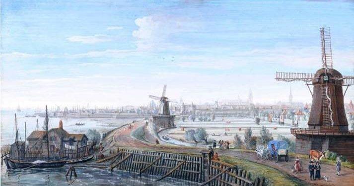 Lezing: Archeologisch en historisch onderzoek van zeedijken in West-Friesland