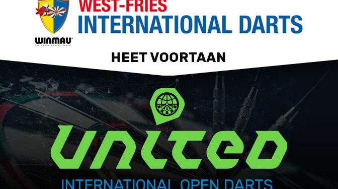International Open Darts in Hoorn gecanceld