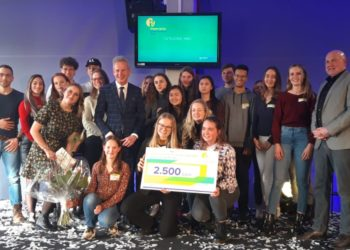 Clusius College mbo Voeding wint de Impactprijs Groen Onderwijs 2019
