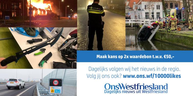 Volg OnsWestfriesland en maak kans op verloting 2x waardebon €50,-