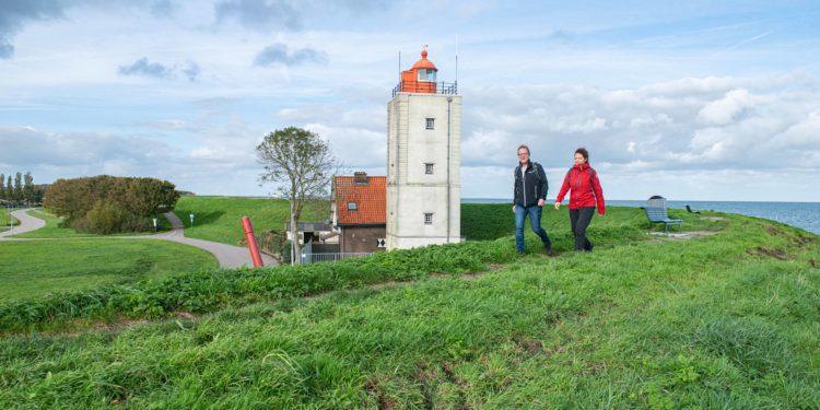 Nieuwe Streekpad Westfriese Omringdijk op Wandelnet