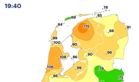 Code Oranje: Storm Ciara over Westfriesland [liveblog]