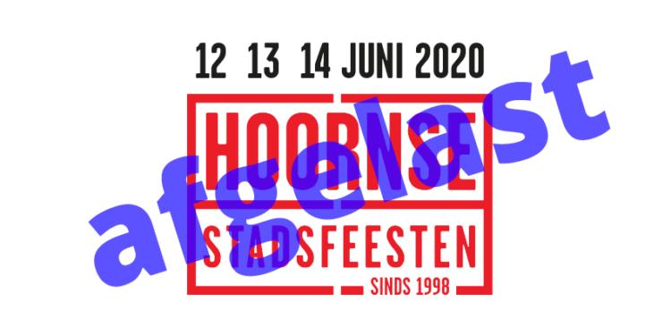 Hoornse Stadsfeesten 2020 gaan niet door