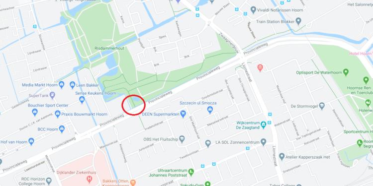 Beroving bij fietstunnel Risdammerpark; Politie zoekt getuigen