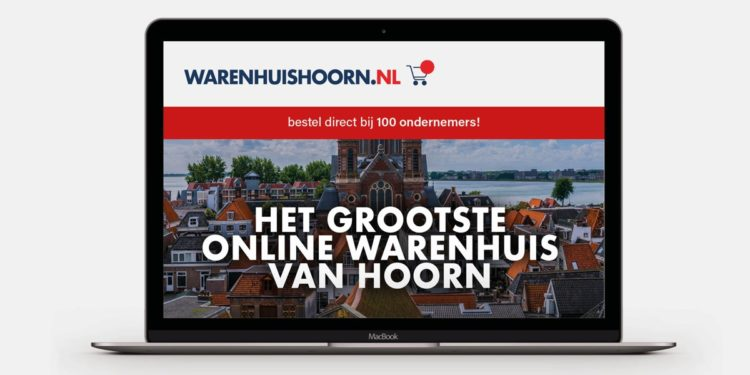 Nieuwe lokale kansen; Van Hoorn Bezorgt naar Warenhuishoorn.nl