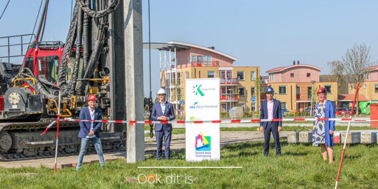 Bouw Kindcentrum Avenhorn gestart; Werkzaamheden tot zomer 2021