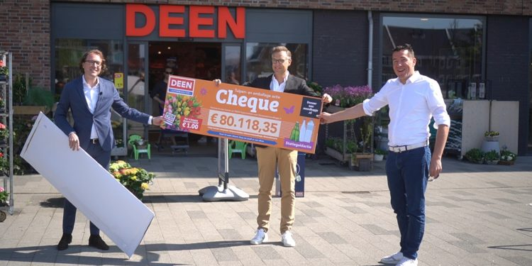 Deen en klanten halen ruim 80.000 op voor doneereenmondkapje.nl