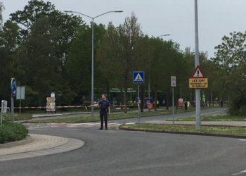 Brandstichting bij tankstation in Hoorn; Man aangehouden (update)