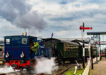 Eerste weekend van juni rijdt de Museumstoomtram weer