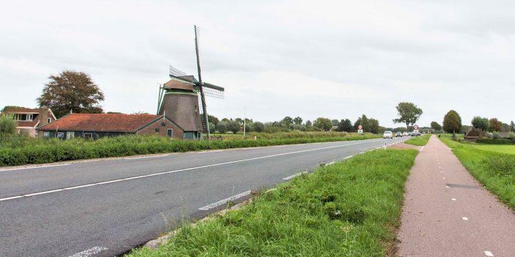 Vanaf 11 mei asfaltonderhoud A.C. de Graafweg (N241)