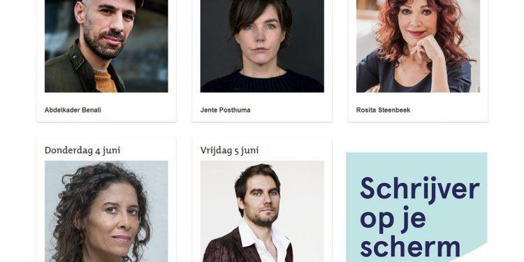 Boekhandel en bibliotheek delen online voorleessessies bekende schrijvers