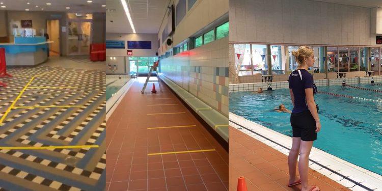 De Waterhoorn in Hoorn weer open met banenzwemmen
