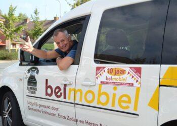 Belmobiel van Welwonen rijdt vanaf volgende week weer