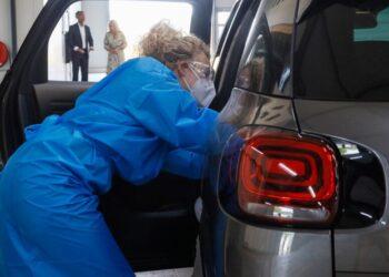 Eerste 70 Westfriezen getest op corona in Zwaag