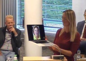 Monique Bonsen-Lemmers nieuwe burgemeester van Koggenland [video]