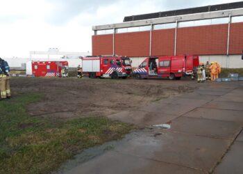 Melding 'vrijgekomen chemicaliën' bij PWN in Andijk (update)