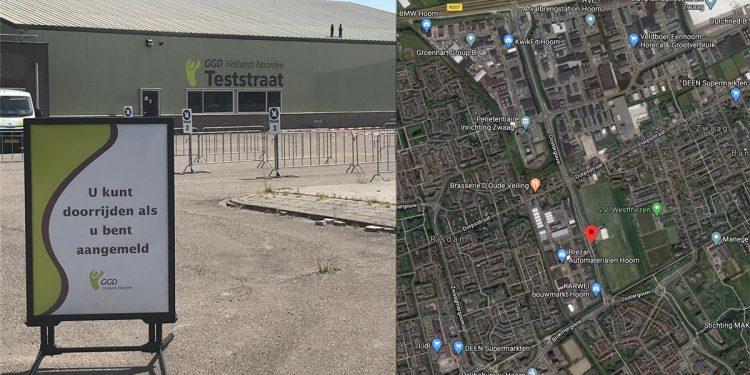 GGD verwacht 3 juni circa 200 personen in teststraten Zwaag en Alkmaar