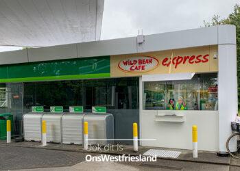 Vrijdag heropent BP aan Zwaagmergouw na brand in de shop (update)