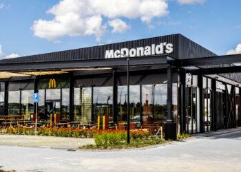 Donderdag opening nieuwe McDonalds op Zevenhuis naast Westfriaweg