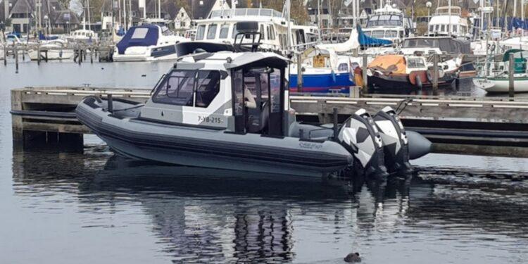 Nieuwe boot voor Reddingstation Wijdenes dankzij sponsoren en donateurs