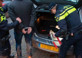 Nachtelijke inbrekers aangehouden door alerte bewoners in Wervershoof
