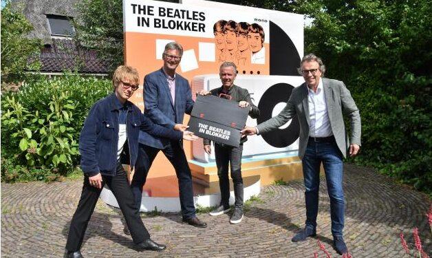 Na 21 jaar geeft Stichting The Beatles het monument in beheer aan gemeente