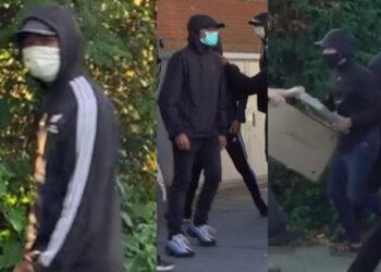 Politie deelt foto's van 7 relschoppers bij onlusten in Hoorn