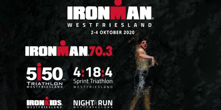 Nieuwe kans op inschrijving IRONMAN 70.3 Westfriesland 2020