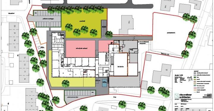 Voorlopig ontwerp MFA in Westwoud bepaald