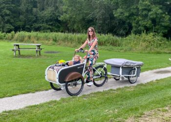 Soci.bike uit Enkhuizen maakt vakantie in eigen land nog makkelijker