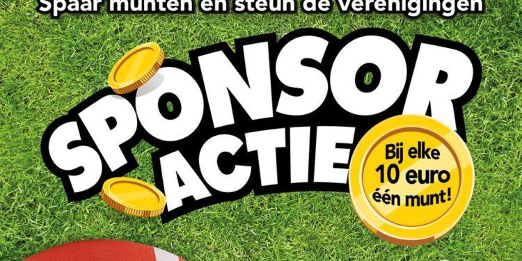 DEEN Jeugdsponsoractie sponsort verenigingen met € 400.000
