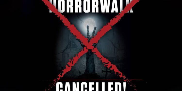 Dit jaar geen gruwelijke event; Halloween Horrorwalk Hoorn gaat niet door