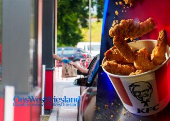 Volgende week opent KFC haar deuren op Zevenhuis in Zwaag/Hoorn