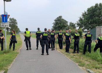 Politie zoekt fietser(s) als getuige in overlijdensonderzoek Nibbixwoud