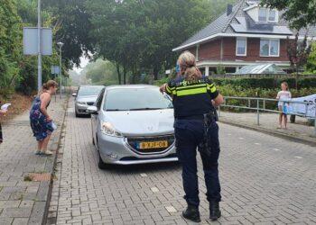 Verkeer weer alert gemaakt op de fietsende scholieren