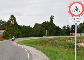 Zomerse weekenden geen motorrijders op Zuiderdijk; Kans op herhaling in 2021
