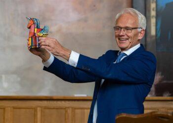 Gemeente Hoorn neemt afscheid van gemeentesecretaris Frans Mencke
