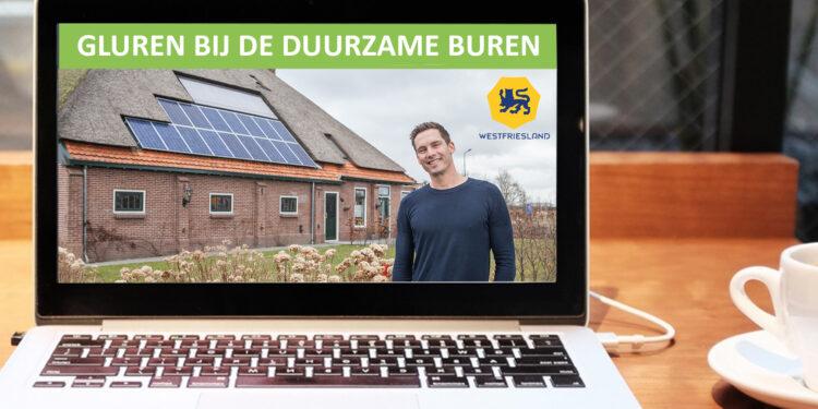 Interactieve online rondleidingen bij energiezuinige en duurzame woningen