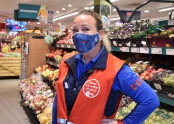 Supermarkt DEEN verscherpt coronamaatregelen