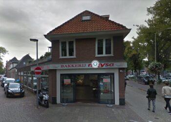 Uitslaande brand bakkerij aan de Veemarkt in centrum van Hoorn