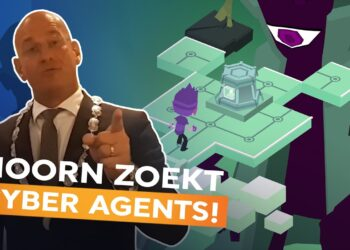 Burgemeester; Hoorn zoekt Junior Cyber Agents [video]