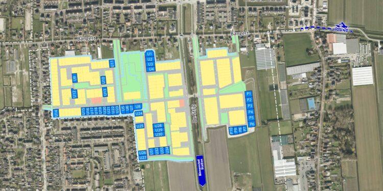 Binnenkort start gemeente Hoorn met inschrijving kavels plangebied 5A
