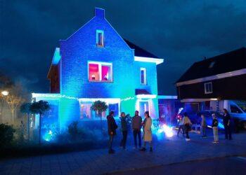 Lichtjesavond Bangert en Oosterpolder dit keer samen met je buren