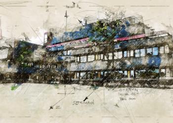 Raad kiest voor renovatie stadhuis Hoorn op huidige locatie
