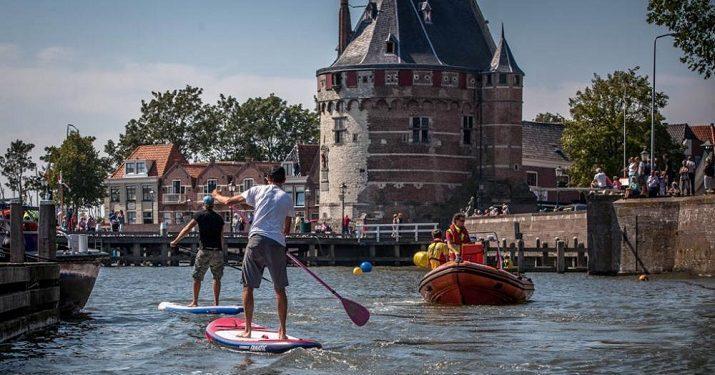 In, op en langs het water coronaproof genieten van Waterweek Hoorn [programma]