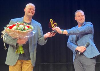Joost van Beek wint met project 'Hoor Ons' de Feico de Leeuw-Award