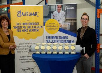 Een baan zonder sollicitatiegesprek: het kan bij Patisserie Pater in Zwaagdijk