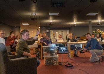 Zorgacademy gestart; 19 cursisten starten aan eerste post-hbo in Westfriesland